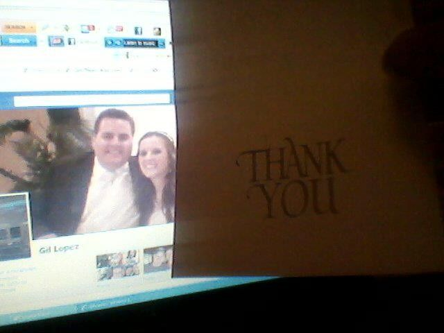 thank you card jessica daniel 7 7 12