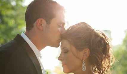 The wedding of John and Jill