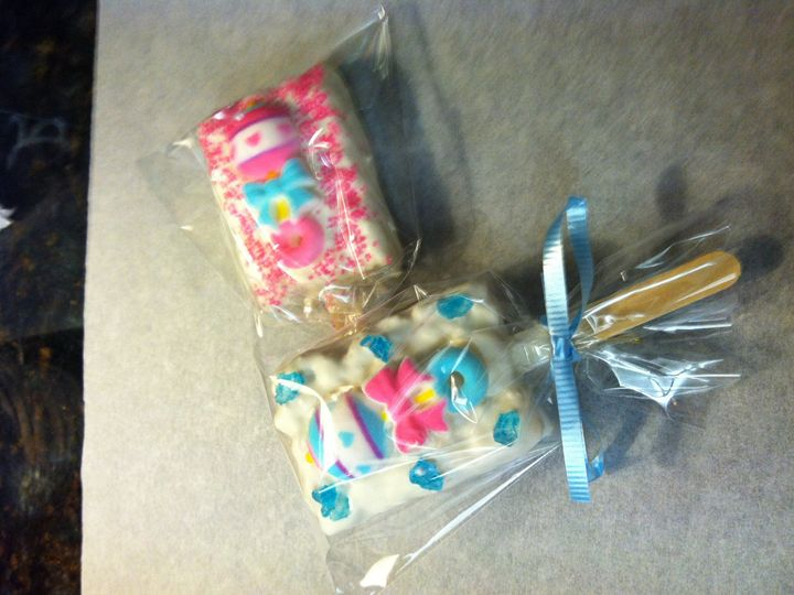 Tmx 1436918020686 Baby Boy  Girl Sweets Foresthill wedding favor