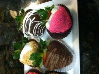 Tmx 1436918547776 Strawberries 4 Foresthill wedding favor