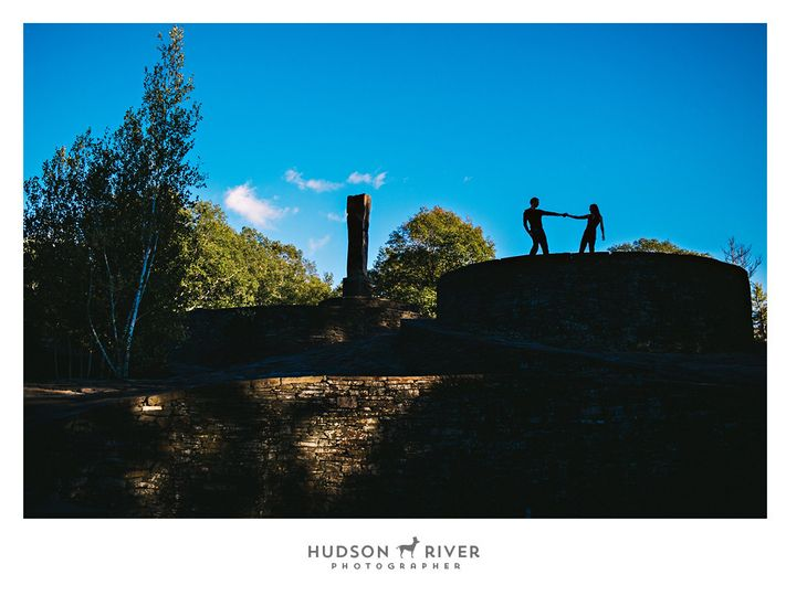 opus 40 engagement session