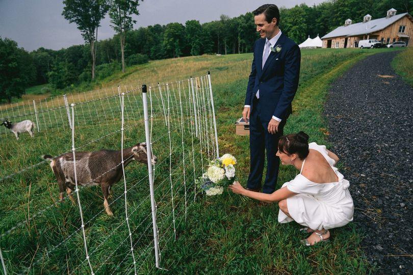 Barn Wedding Rhinebeck