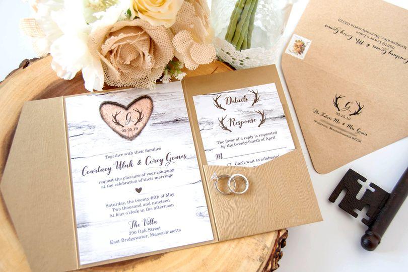 Birch Rustic Wedding