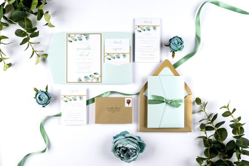 Rustic Botanical Wedding
