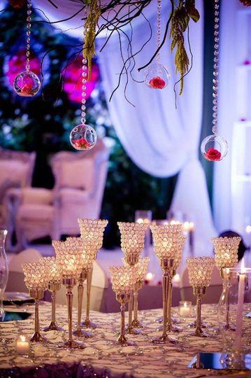 Sheila Burki Wedding Decor