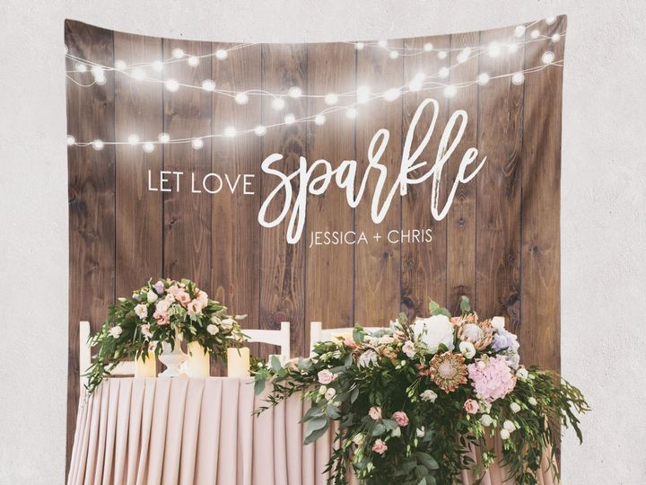 Tmx Let Love Sparkle 51 1048529 Trumbull, CT wedding favor
