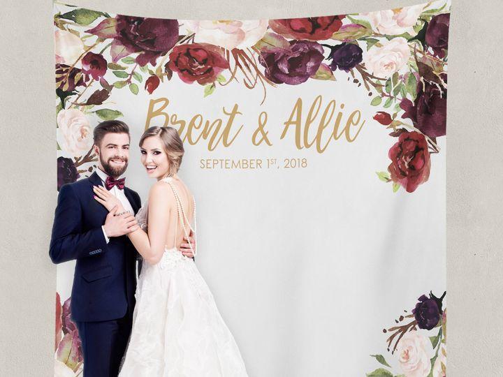 Tmx Marsala Wedding Banner 51 1048529 Trumbull, CT wedding favor