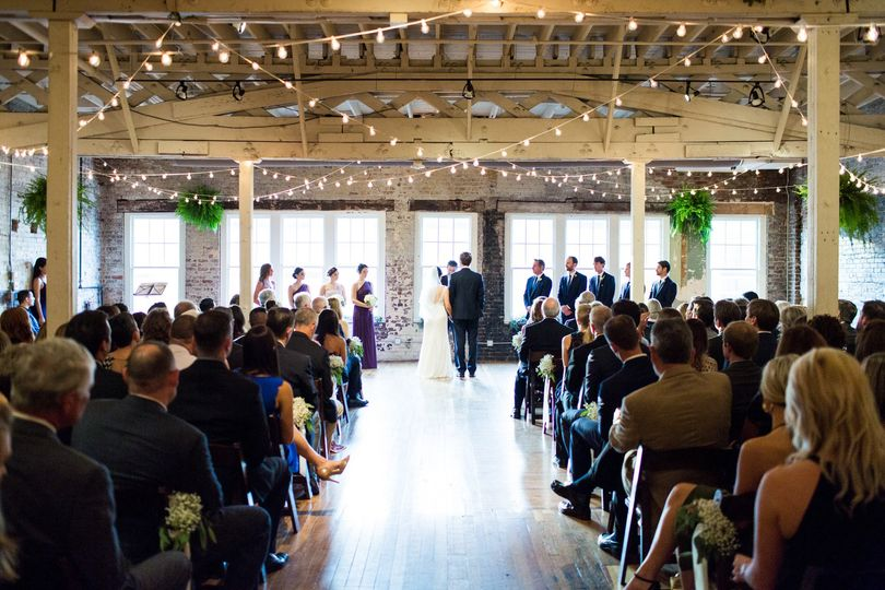 Wedding | Photo by Blue Barn Photography