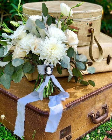 Our vintage luggage can be used in a variety of ways. They are perfect to add decor to a space, used...