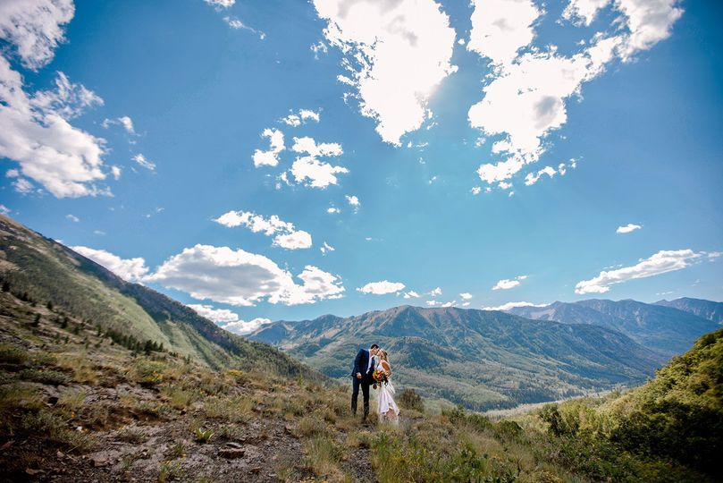 Intimate and Secluded Wedding at the Marble Lodge in Marble, Colorado