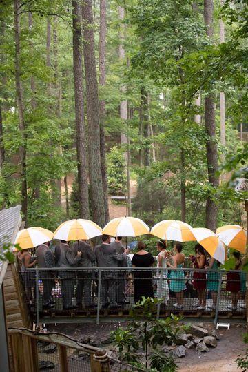 Hideaway Woods Ceremony