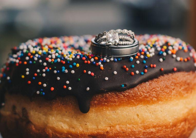 Diamonds or donuts?