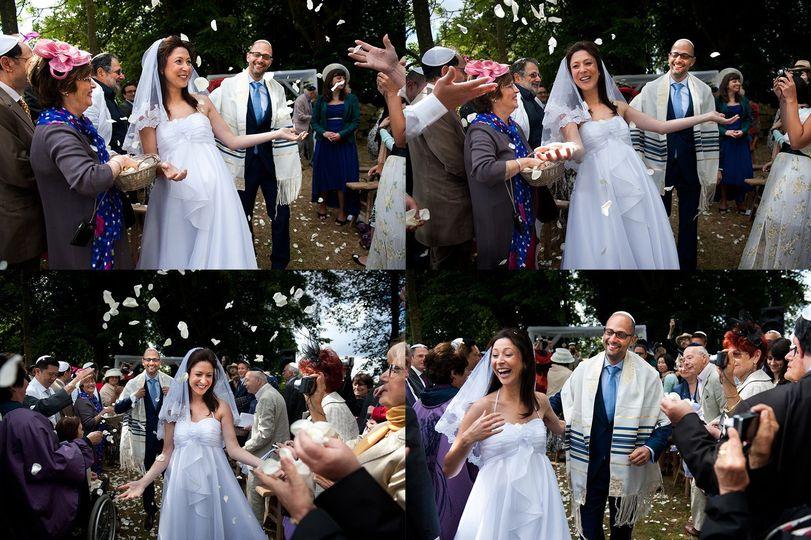traditonal wedding