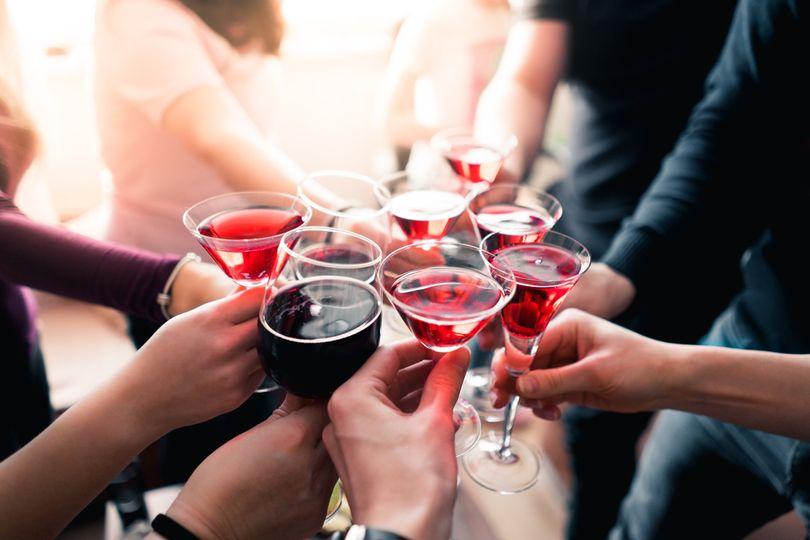 Bachlorette party toast