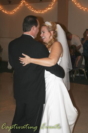 Dance with her father