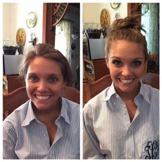 Bridesmaid Airbrush Make-up