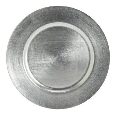 Silver booster plate