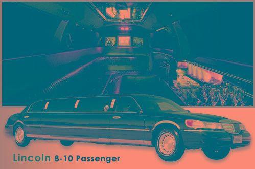 Alexandria, VA airport limousine services