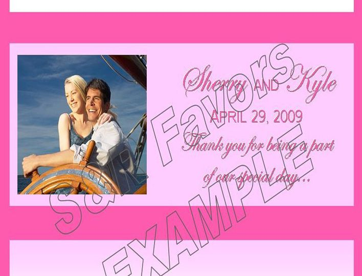 Photo Custom Wrapper - colorful background (can be in any colors - design proof provided on all...