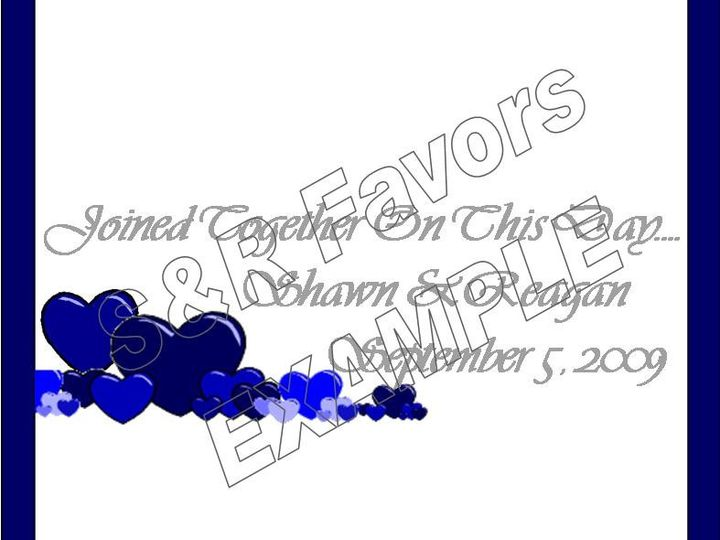 Tmx 1372799003945 Wrapperexample162 Sioux Falls wedding favor