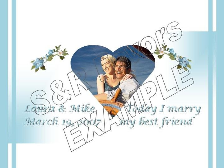 Tmx 1372799011405 Wrapperexample166 Sioux Falls wedding favor