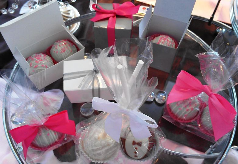 We can package our treats in various boxes or bags to fit your needs!