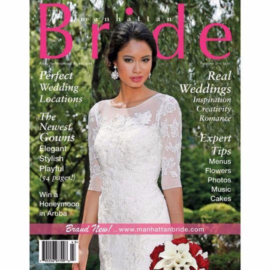 Manhattan Bride Cover