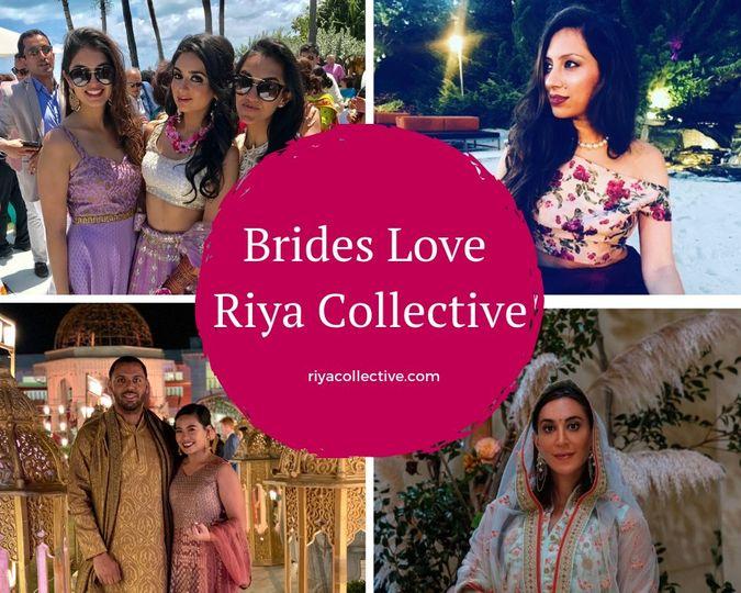 Brides Love Riya Collective