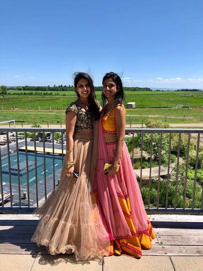 Sonam and Padmini