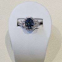 One of a kind-custom ring
