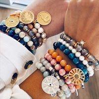T/Jazelle bracelets for party