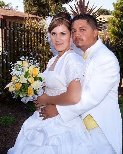 Frausto's Wedding
