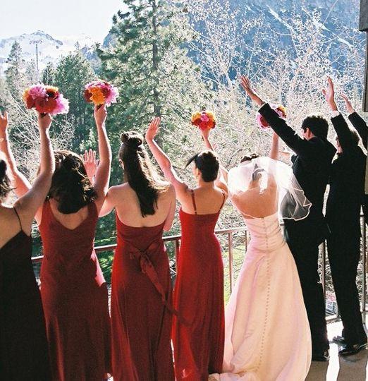 North Lake Tahoe - Wedding