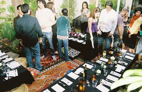 Moroccan Birthday - Private Dinner