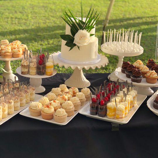 Cake + Dessert Buffet