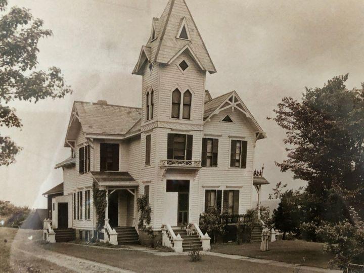 Tower House circa 1879