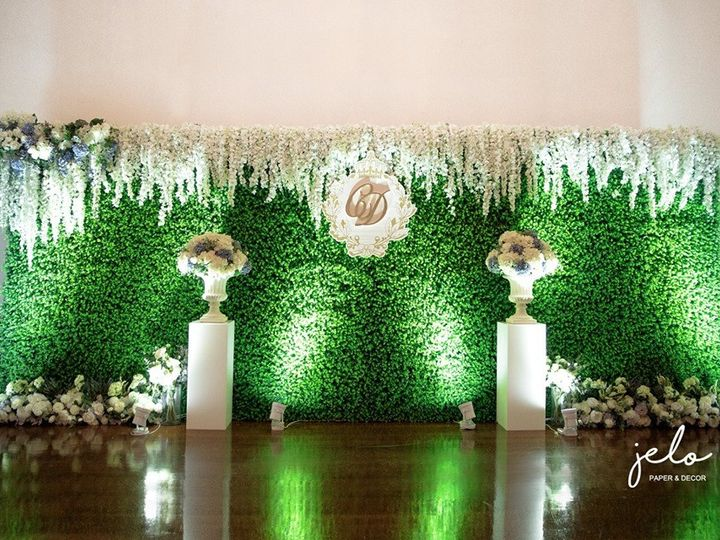Tmx Green Wall Version 2 51 977629 157609981972780 Brooklyn, NY wedding eventproduction