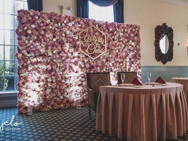 Tmx Vintage Purple Floral Wall 51 977629 157609997471900 Brooklyn, NY wedding eventproduction