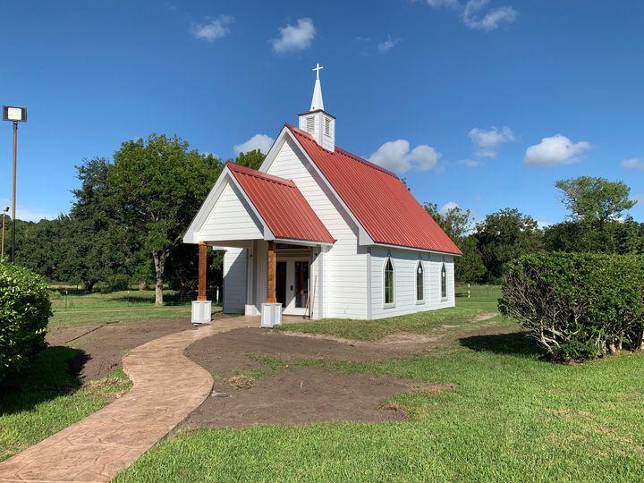Legacy chapel
