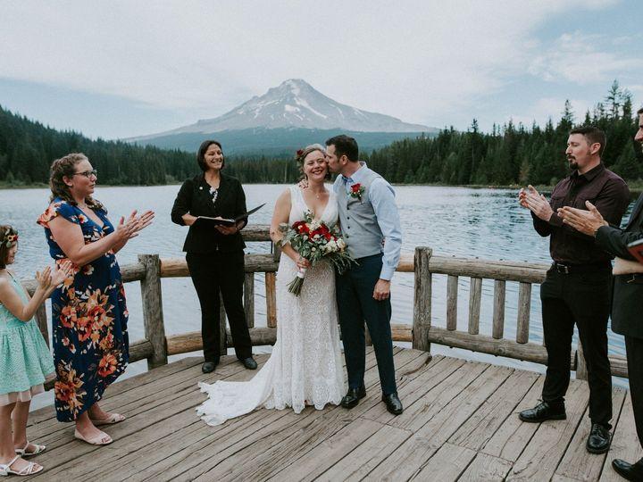 Tmx Trillium Lake Elopement 57 51 1020729 157812280138451 Portland, Oregon wedding photography