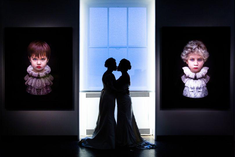 durham 21c wedding photographer lgbt wedding 1
