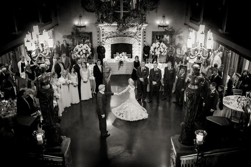 Barclay Villa First Dance