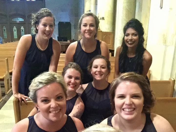 Tmx 1521213926 58363dbdf56da954 1521213926 D101f01682d4b020 1521213925860 2 Bridal Party Sioux Center wedding beauty