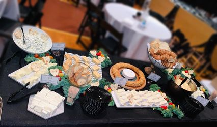 Diamond Dishes Catering 1