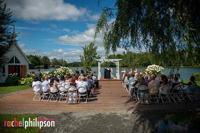 Pine Cradle Lake Weddings & Events