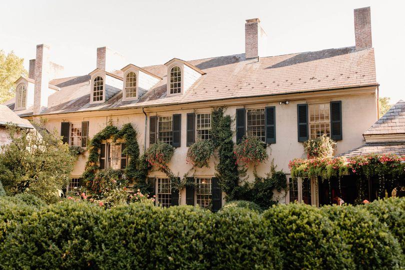 Conestoga House & Gardens
