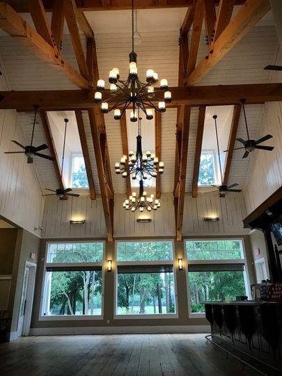 dance floor beamed ceiling wedding venue deland orlando 51 532729 158757818486071