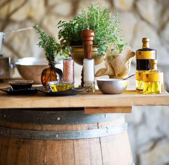 oil vinegar salt square