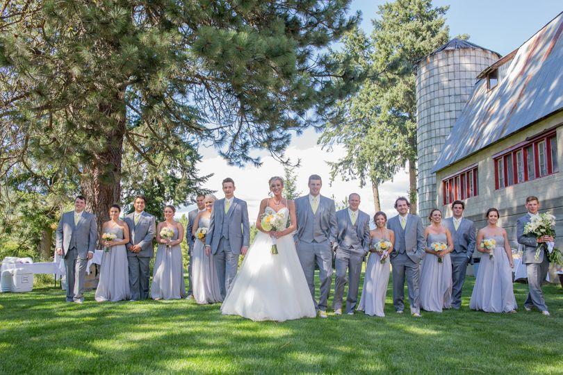 jena joe wedding jena joe gallery bridal party jen