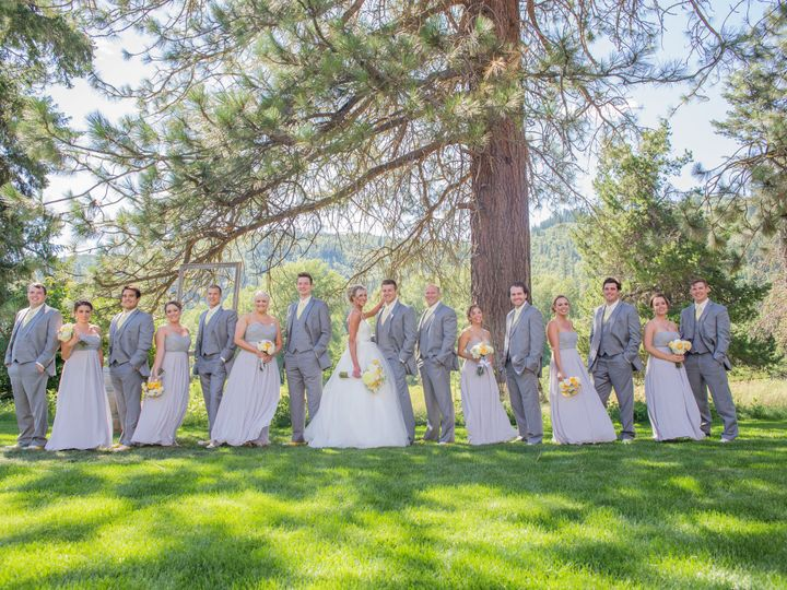 Tmx 1476481600861 Jena Joe Wedding Jena Joe Gallery Bridal Party Jen Leavenworth, WA wedding venue